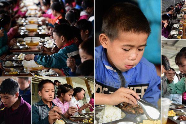 Để học sinh đặc biệt khó khăn không bị 'đứt bữa'