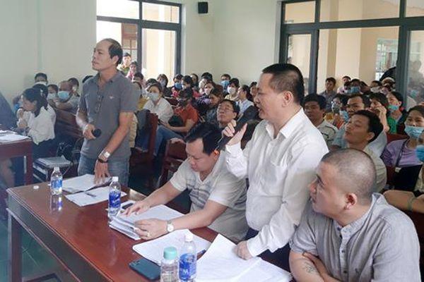 Tranh chấp hợp đồng giữa Hoàng Nhất Nam và Bách Đạt An tại dự án Bách Đạt 1: Tiếp tục hợp đồng, hoàn tất thủ tục để ra sổ đỏ cho người dân