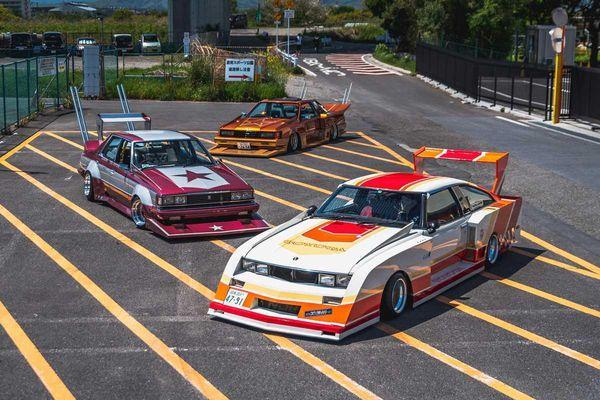 Khám phá văn hóa độ xe Nhật Bản