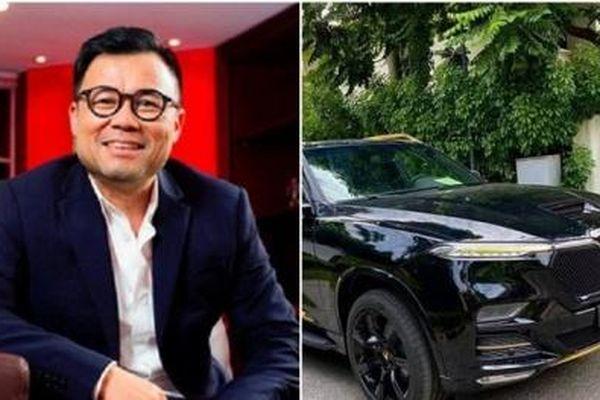 Chủ sở hữu xe VinFast President 3,8 tỷ đầu tiên ở Việt Nam từng mua 5 xe VinFast Lux