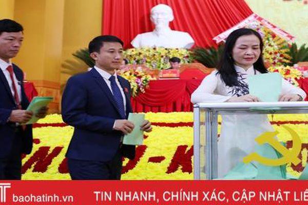Hà Tĩnh có 22 đại biểu dự Đại hội Đảng toàn quốc lần thứ XIII