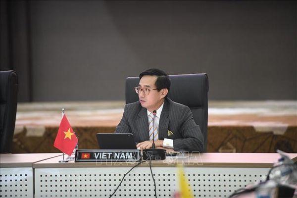 Cuộc họp lần thứ 5 Ủy ban Hợp tác chung theo lĩnh vực ASEAN - Thụy Sĩ