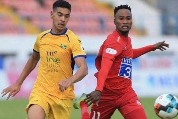 Kết quả V-League: SLNA trụ hạng sau trận đấu 'kỳ lạ' với Hải Phòng