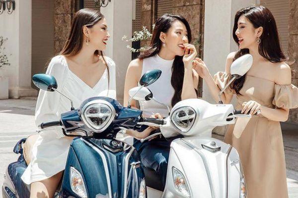 Khách hàng mãn nguyện khi chọn Yamaha Grande Hybrid