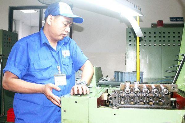 Mở rộng thị trường xuất khẩu máy móc, thiết bị