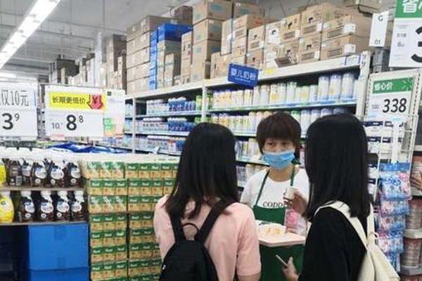 Đưa sữa Việt vào chuỗi siêu thị nổi tiếng thế giới
