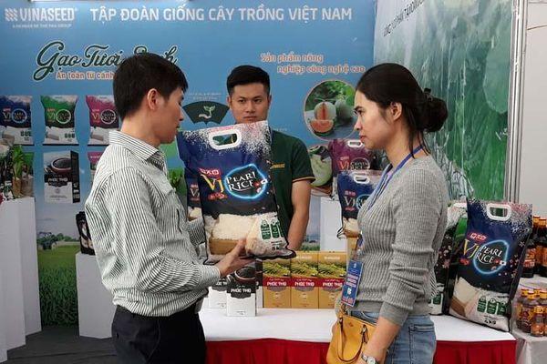 Kết nối mạng lưới sản xuất tiêu dùng bền vững cho ngành thực phẩm, nước giải khát