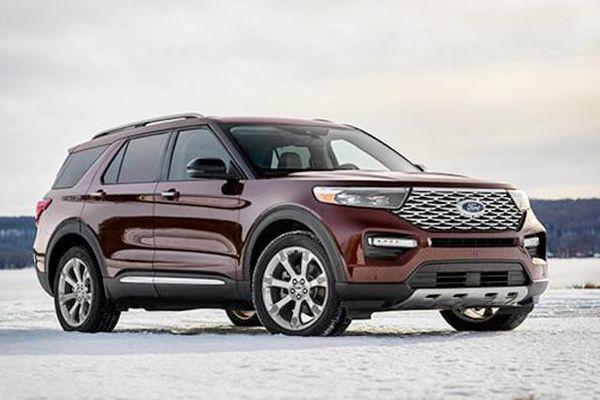 Giá xe ô tô hôm nay 17/10: Ford Explorer giảm 269 triệu xuống còn 1.999 triệu đồng