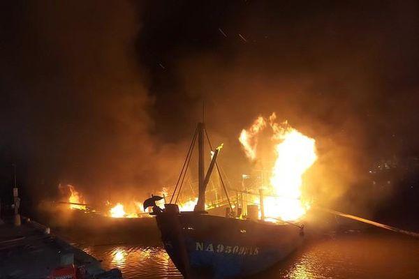 Hoàn cảnh thê thảm của ngư dân khi tàu vừa mua