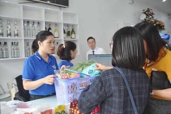 Khai trương siêu thị CGI Mart Hạ Long