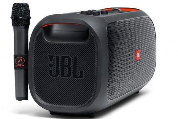 JBL PartyBox On-The-Go và PartyBox 310 đưa người dùng đến với đại tiệc âm nhạc