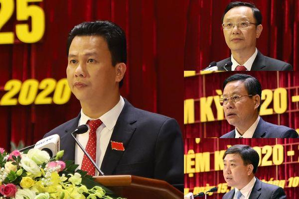 Danh sách 15 người được bầu vào Ban Thường vụ Tỉnh ủy Hà Giang