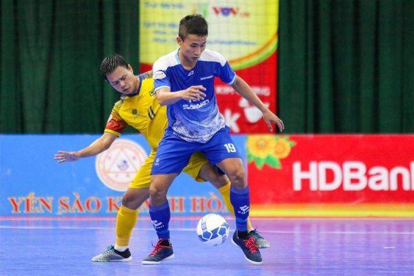Lượt 16 Giải Futsal HDBank VĐQG 2020: Sahako vững ngôi nhì, Vietfootball có điểm
