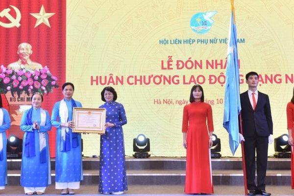 Tự hào về truyền thống vẻ vang 90 năm Hội LHPN Việt Nam