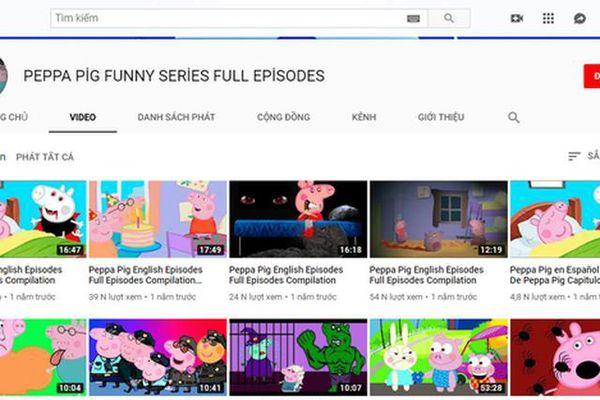 Làm gì để ngăn chặn con xem nội dung xấu trên youtube, mạng xã hội?