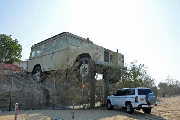 Bộ sưu tập ôtô 'độc nhất vô nhị' của đại gia Ả-Rập