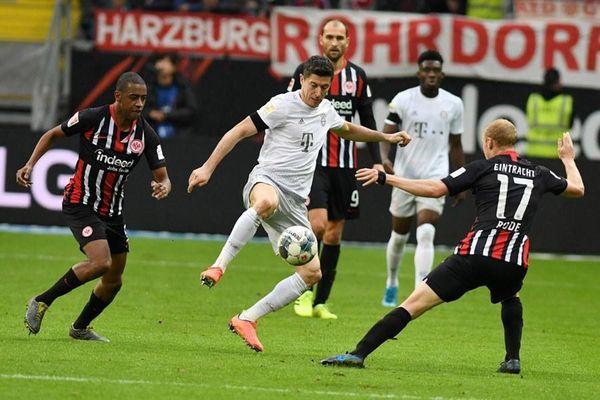 Lịch thi đấu bóng đá Bundesliga vòng 5