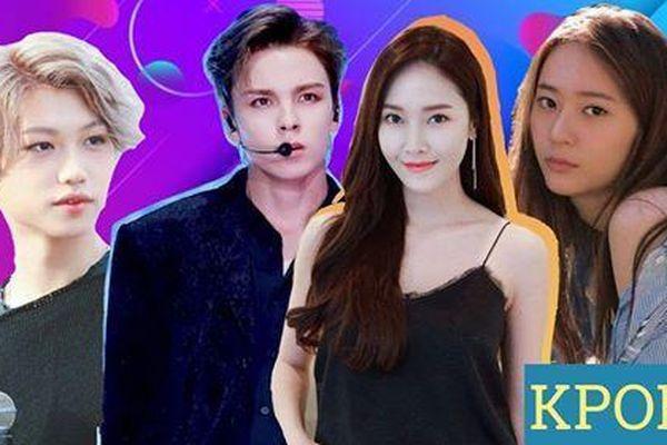 Bạn có biết: 14 idol Kpop này có tên Quốc tế hợp pháp, mà trước giờ fan chỉ nghĩ đó là nghệ danh!