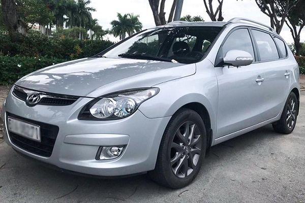 Có nên mua Hyundai i30 CW hơn 300 triệu, hơn 10 năm lăn bánh?