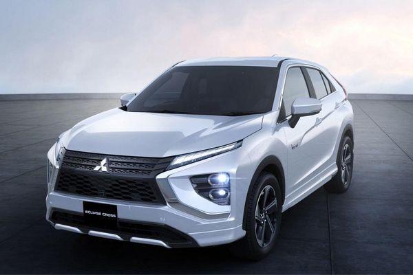 Mitsubishi giới thiệu Eclipse Cross Lands 2021