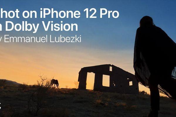 Video chất lượng Hollywood trên iPhone 12 chính xác là như thế nào?
