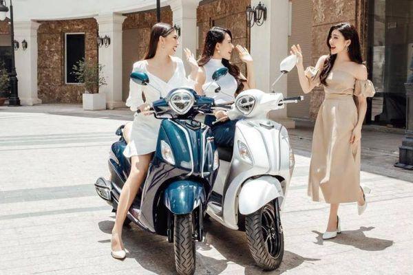 Điều gì giúp Yamaha Grande tiết kiệm nhiên liệu đến khó tin?