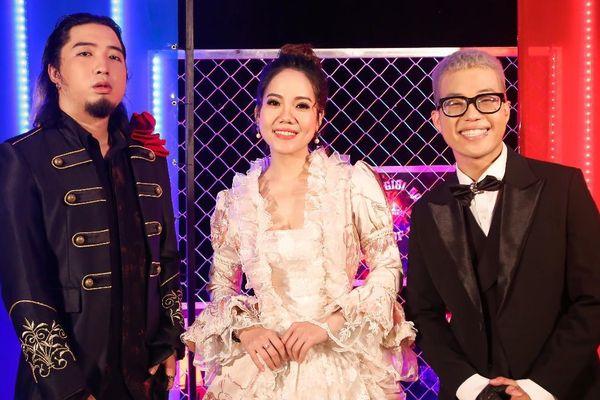 Gizmo phân tích màn trình diễn 'để đời' với RichChoi khi kết hợp rap và vở The Phantom of The Opera tại KING OF RAP