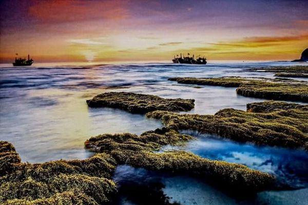 Rong ruổi bờ biển Phú Yên
