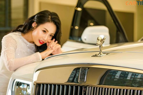 Thương khóc… Rolls-Royce
