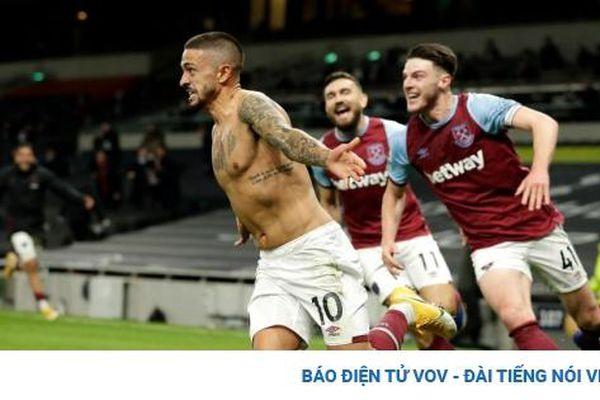 Tottenham 3-3 West Ham: 12 phút điên rồ của 'Búa tạ'