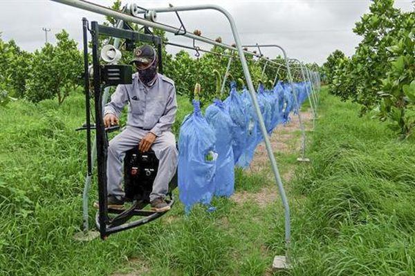 Cơ khí nông nghiệp của THACO phục vụ trong nước và XK