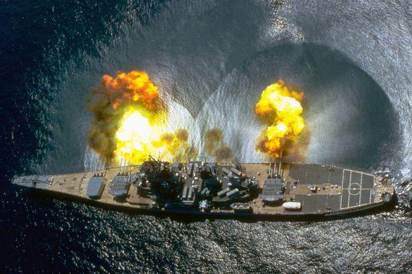Siêu pháo tầm bắn gần 2.000km của Mỹ dẫn đến sự trở lại của thiết giáp hạm?