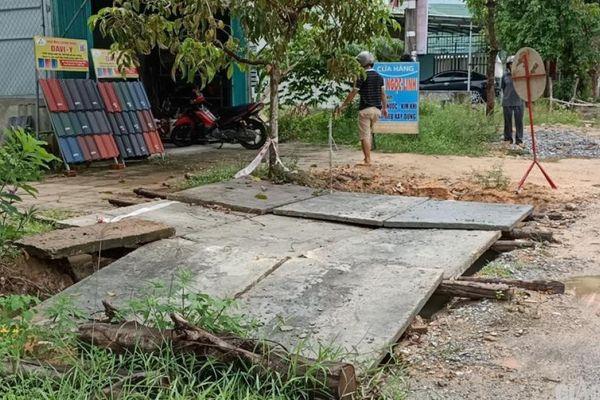 Vụ nhà thầu tháo chạy ở Quảng Nam: Truy trách nhiệm của ban quản lý dự án?