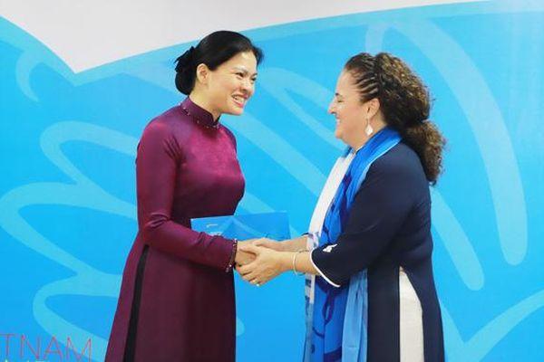 UN Women gửi lời chúc mừng 90 năm thành lập Hội LHPN Việt Nam