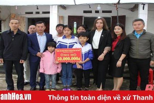 Thiện tâm dành cho gia đình VĐV Hoàng Thị Hà