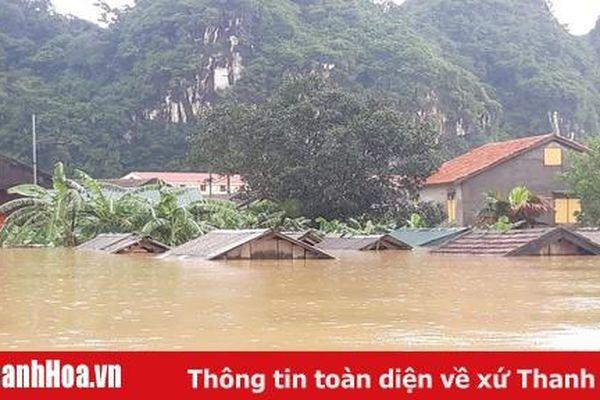 Nâng tầm trách nhiệm ứng phó với lũ, lụt