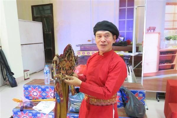 Cao Bằng: Nghệ nhân Ưu tú Bế Sơn Trung - di sản 'sống' Then Tày miền sơn cước