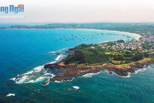 Công viên địa chất Lý Sơn - Sa Huỳnh: Cơ hội mới để phát triển du lịch