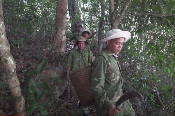 Câu chuyện về những người hướng thiện : Kỳ 1: Katơr Kinh - người giữ rừng của đồng bào Raglai