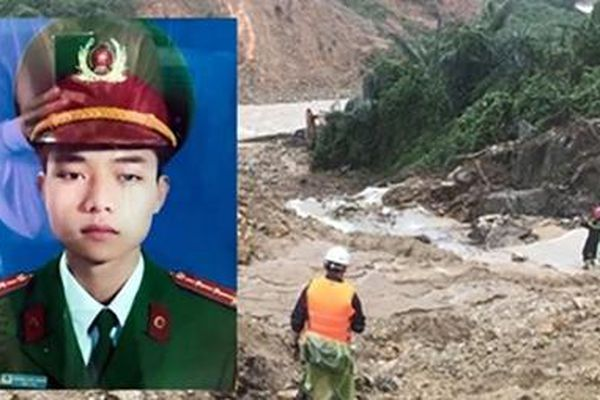 Truy tặng Huân chương Bảo vệ Tổ quốc hạng Nhì cho Đại úy Trương Văn Thắng