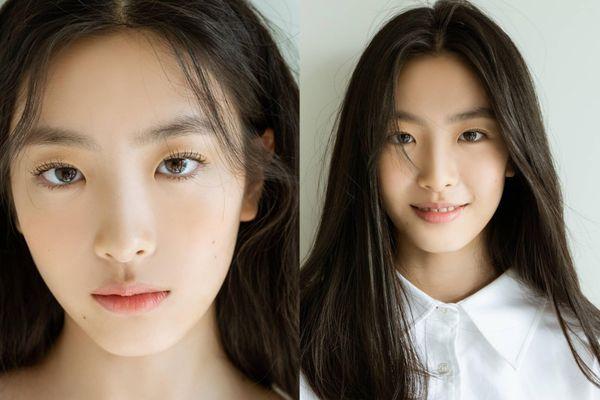 Nhan sắc nữ diễn viên 17 tuổi được Bi Rain lựa chọn