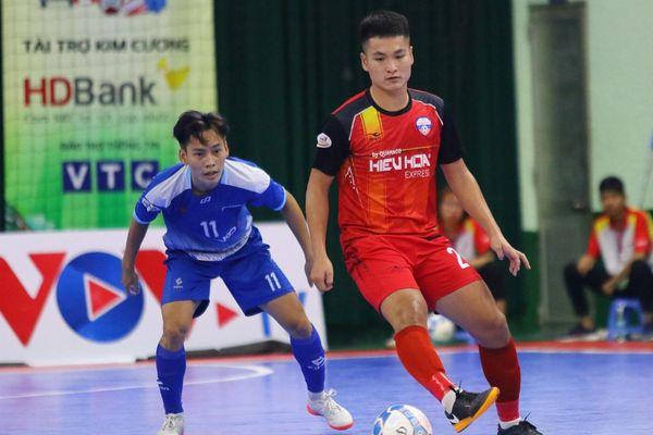 Thắng đậm Đà Nẵng, Sahako giành vị trí á quân giải futsal VĐQG mùa 2