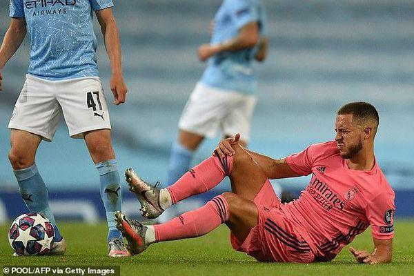 Zidane: 'Chấn thương của Hazard nặng hơn tôi tưởng'