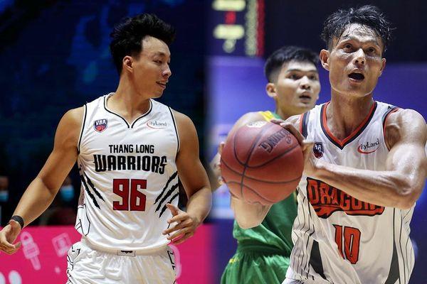 Bốn VĐV bóng rổ Việt Nam vào danh sách cầu thủ cao nhất VBA