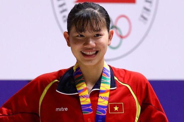 Ánh Viên giành 14 HCV tại giải vô địch quốc gia