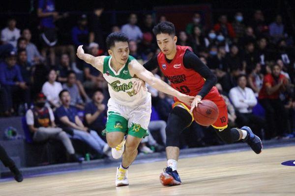 Giải bóng rổ chuyên nghiệp Việt Nam 2020: Hấp dẫn ngay từ đầu