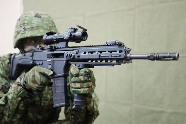 Sức mạnh vũ khí bộ binh mới của Lực lượng Phòng vệ Nhật Bản