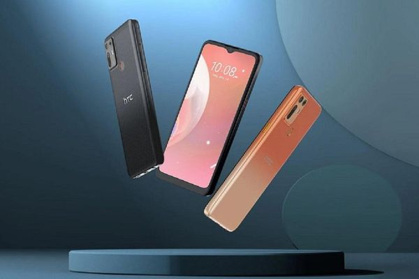 HTC ra mắt smartphone tầm trung Desire 20+