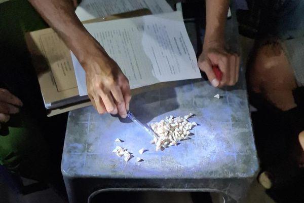 Bắt giữ 9 đối tượng trong đường dây buôn bán ma túy