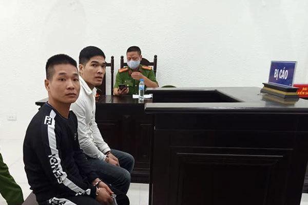 Nam thanh niên 'múa kiếm' khiến 1 người tử vong ở Hà Nội